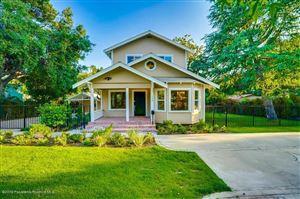 Photo of 254 West HARRIET Street, Altadena, CA 91001 (MLS # 819001878)