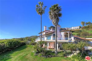 Photo of 3909 VILLA COSTERA, Malibu, CA 90265 (MLS # 19446906)