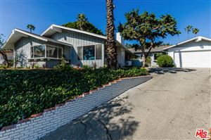 Photo of 16909 ENCHANTED Place, Pacific Palisades, CA 90272 (MLS # 19485922)