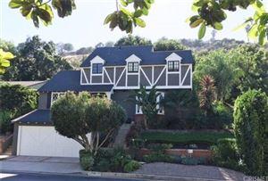 Photo of 4069 WOODCLIFF Road, Sherman Oaks, CA 91403 (MLS # SR19196930)