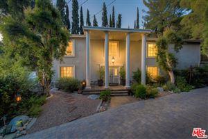 Photo of 16651 CALNEVA Drive, Encino, CA 91436 (MLS # 19487940)