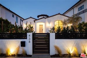 Photo of 438 North CRESCENT HEIGHTS, Los Angeles , CA 90048 (MLS # 19504954)