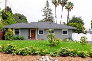 Photo of 2174 MAR VISTA Avenue, Altadena, CA 91001 (MLS # 319001956)