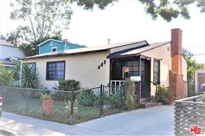 Photo of 645 NAVY Street, Santa Monica, CA 90405 (MLS # 19497996)
