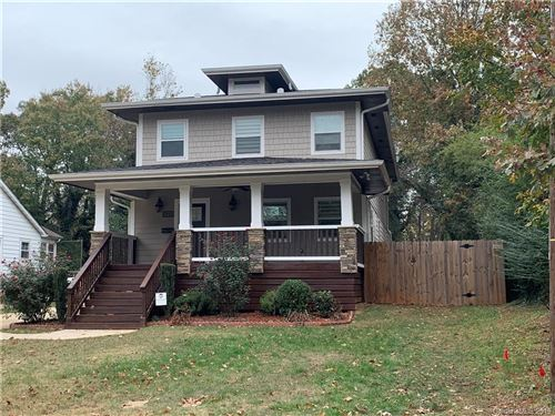 Photo of 2714 Clemson Avenue, Charlotte, NC 28205 (MLS # 3570030)