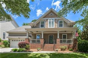 Photo of 5710 Mantario Drive #17, Charlotte, NC 28269 (MLS # 3515046)
