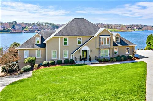 Photo of 176 Pleasant Point Drive, Hickory, NC 28601-8817 (MLS # 3620102)