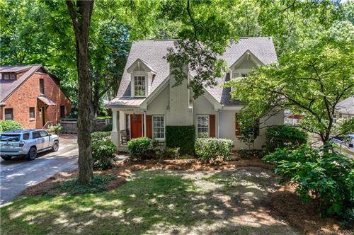 Photo of 1408 Morningside Drive, Charlotte, NC 28205-5329 (MLS # 3646244)
