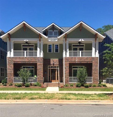 Photo of 2151 McClintock Road #112, Charlotte, NC 28205 (MLS # 3625414)