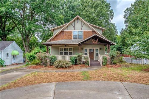 Photo of 1411 Ivey Drive, Charlotte, NC 28205-5316 (MLS # 3660435)