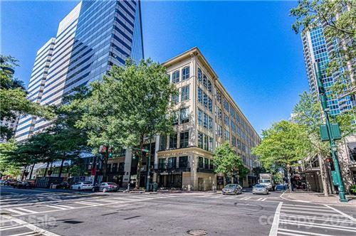 Photo of 127 N Tryon Street #615, Charlotte, NC 28202-1170 (MLS # 3746807)