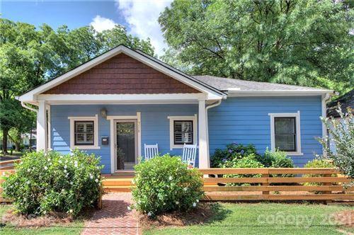 Photo of 728 Charles Avenue, Charlotte, NC 28205 (MLS # 3750937)