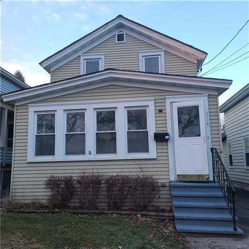 Photo of 314 Schuyler Street, Syracuse, NY 13204 (MLS # S1314293)