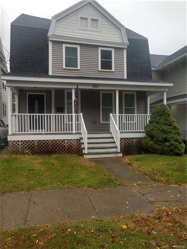 Photo of 222 Bryant Avenue, Syracuse, NY 13204 (MLS # S1301577)