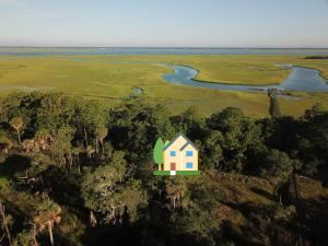 Photo of Lot 120 Old House Lane, Dewees Island, SC 29451 (MLS # 18029433)