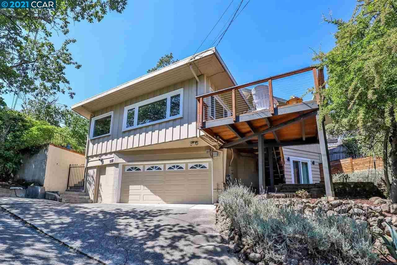 Photo of 945 Oak View Cir, LAFAYETTE, CA 94549 (MLS # 40959105)