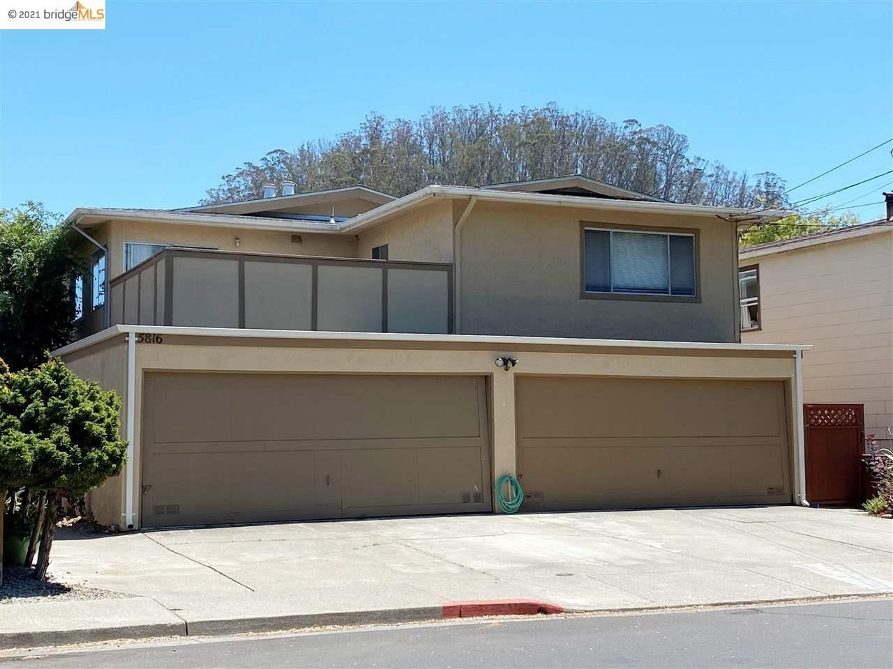 Photo of 5816 San Diego St, EL CERRITO, CA 94530 (MLS # 40961180)
