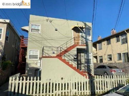 Photo of 2925 Stanton St, BERKELEY, CA 94702 (MLS # 40952373)