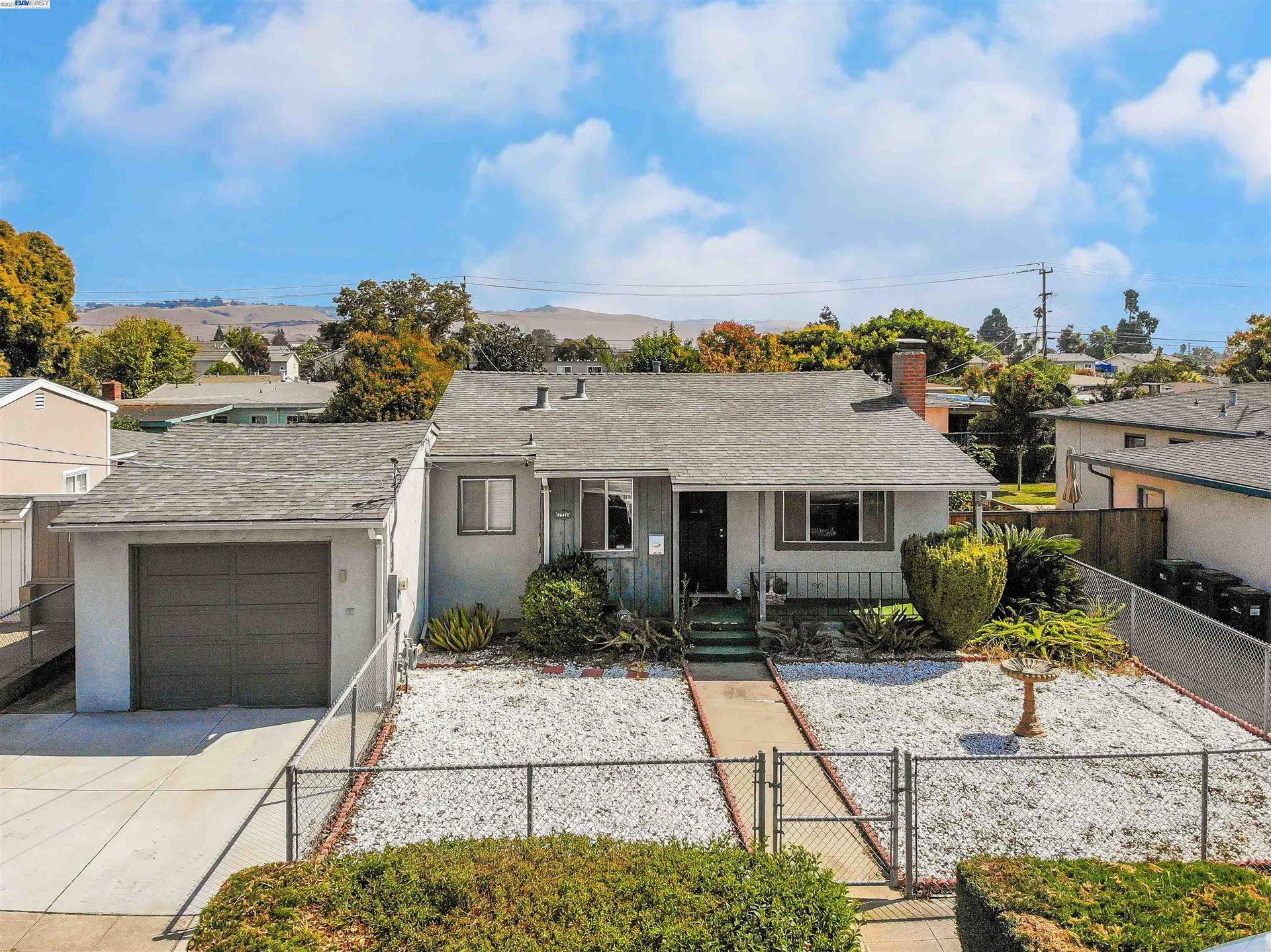 Photo of 26472 Hickory Ave, HAYWARD, CA 94544 (MLS # 40968624)