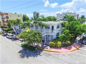 Photo of 450 77th St #7, Miami Beach, FL 33141 (MLS # A10586127)