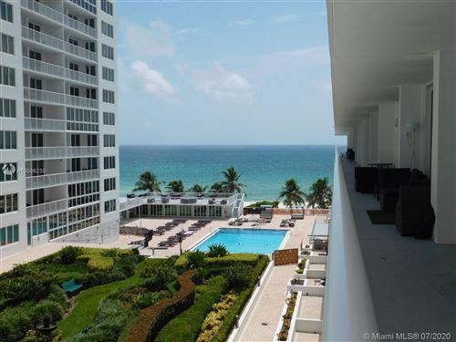 Tiny photo for 5401 Collins Ave #337, Miami Beach, FL 33140 (MLS # A10598235)