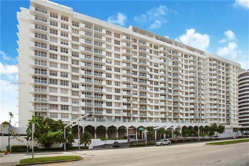 Photo of 5601 Collins Ave #1512A, Miami Beach, FL 33140 (MLS # A10866235)