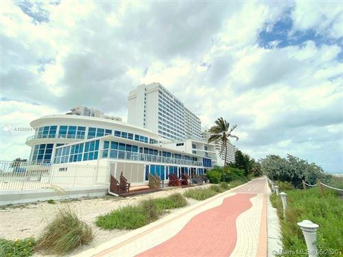 Photo of 5445 Collins Ave #BAY2, Miami Beach, FL 33140 (MLS # A10865415)
