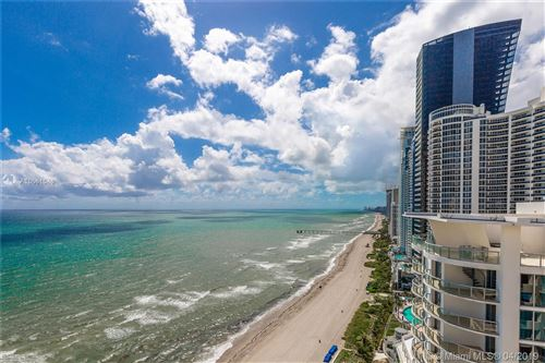 Photo of 17375 Collins Ave #LPH-2702, Sunny Isles Beach, FL 33160 (MLS # A10661546)