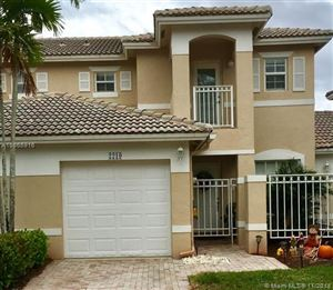 Photo of 2219 NW 170th Ave, Pembroke Pines, FL 33028 (MLS # A10565916)