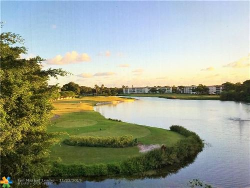 Photo of 3205 Portofino Point #A-4, Coconut Creek, FL 33066 (MLS # F10204022)