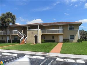 Photo of 10159 Twin Lakes Dr #10159, Coral Springs, FL 33071 (MLS # F10132035)