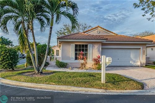 Photo of 10808 NW 46 DR, Coral Springs, FL 33076 (MLS # F10215154)