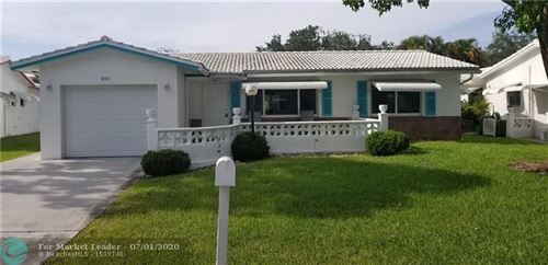 Photo of 8581 NW 17th Pl, Plantation, FL 33322 (MLS # F10236207)
