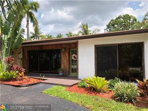 Photo of 3401 SW 26 CT, Fort Lauderdale, FL 33312 (MLS # F10132209)