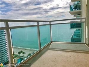 Photo of 3900 GALT OCEAN DR #1912A, Fort Lauderdale, FL 33308 (MLS # F10179293)