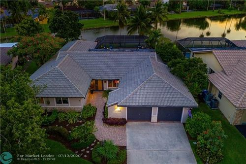 Photo of 11062 NW 19th St, Coral Springs, FL 33071 (MLS # F10238357)