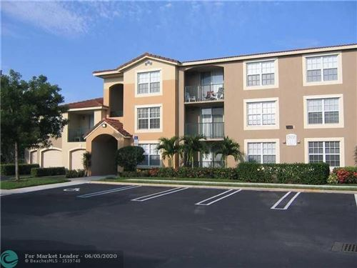 Photo of 15035 Michelangelo Blvd #202, Delray Beach, FL 33446 (MLS # F10232384)