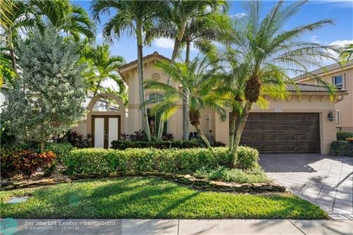 Photo of 5815 NW 124th Way, Coral Springs, FL 33076 (MLS # F10215484)