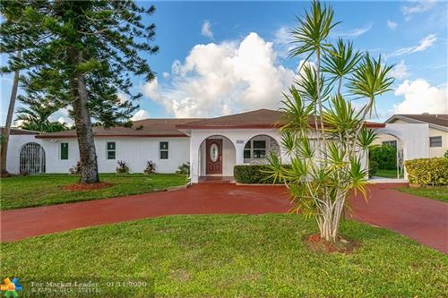 Photo of 7731 NW 10th St, Plantation, FL 33322 (MLS # F10203512)