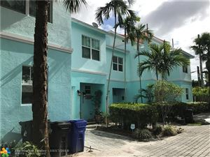Photo of 622 SE 13th St #622, Fort Lauderdale, FL 33316 (MLS # F10145600)