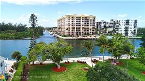 Photo of 3217 NE 11th St #3, Pompano Beach, FL 33062 (MLS # F10167853)