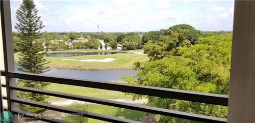 Photo of 7400 Radice Ct #604, Lauderhill, FL 33319 (MLS # F10231854)