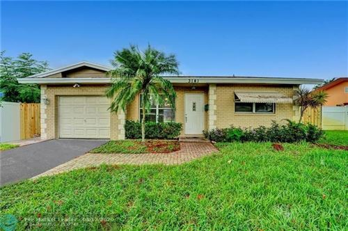 Photo of 3141 NW 68th St, Fort Lauderdale, FL 33309 (MLS # F10237866)