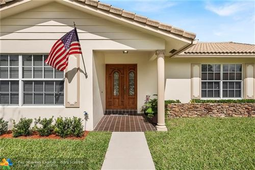 Photo of 8771 NW 18th Court, Coral Springs, FL 33071 (MLS # F10216889)