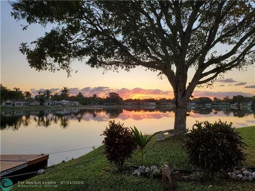 Photo of 7321 SW 10th St, Plantation, FL 33317 (MLS # F10237910)