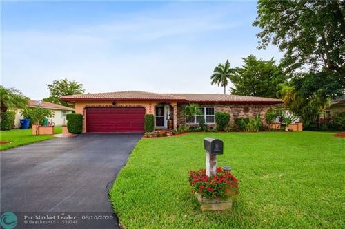 Photo of 10960 NW 41st Dr, Coral Springs, FL 33065 (MLS # F10242977)