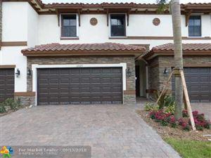 Photo of 12325 S Village Cir #12325, Davie, FL 33325 (MLS # F10140999)