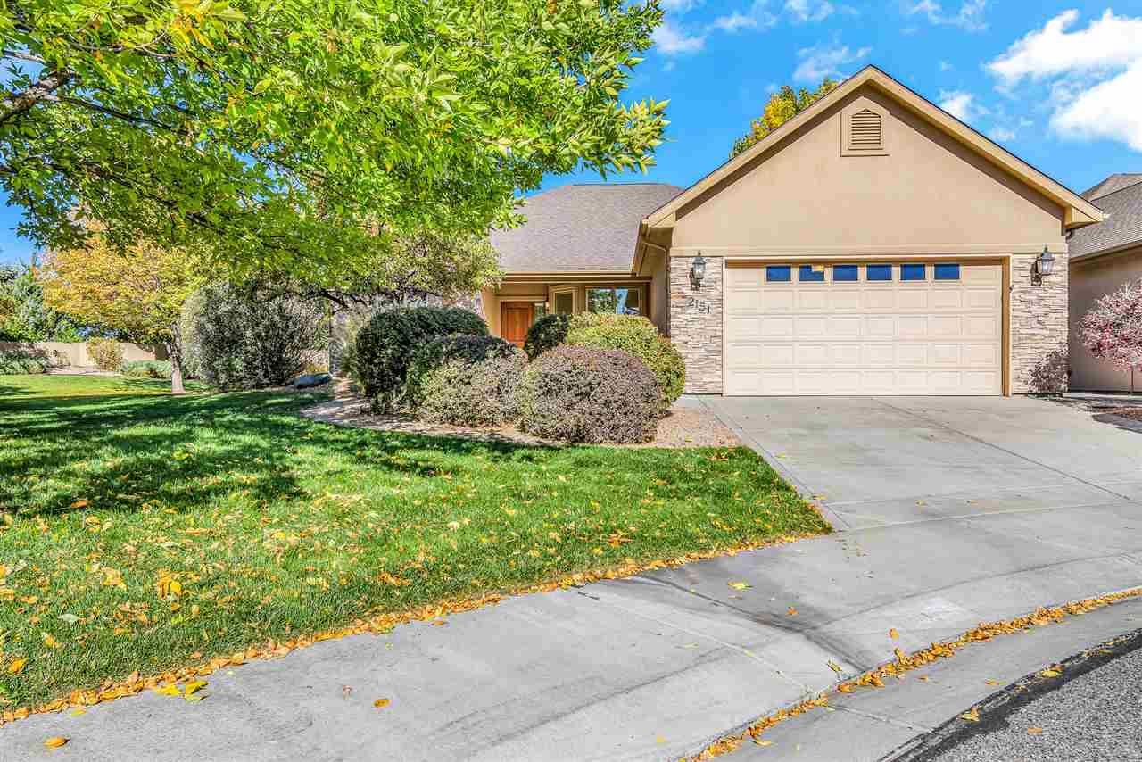 Photo of 2151 Fernwood Court, Grand Junction, CO 81506 (MLS # 20205255)
