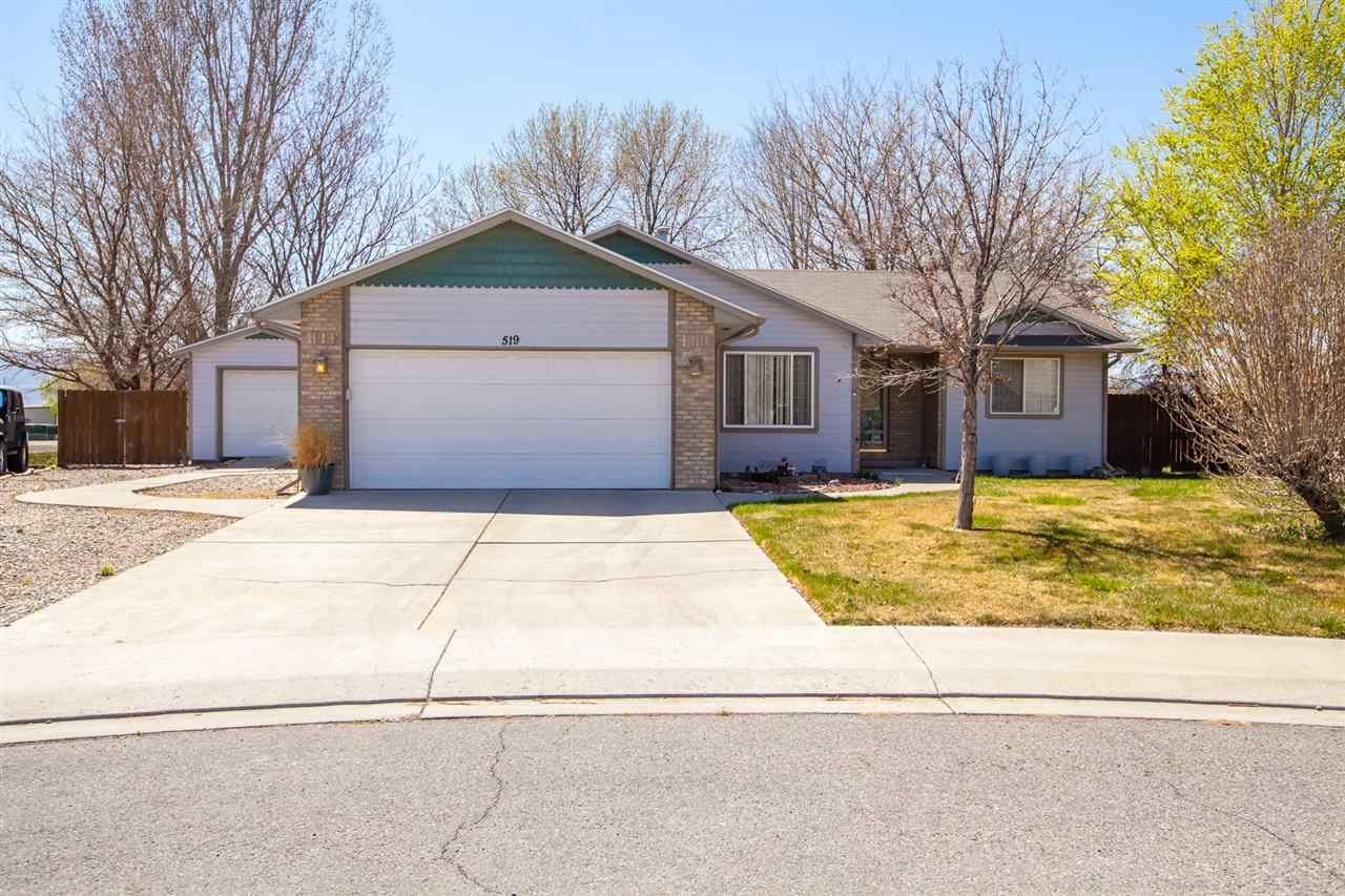 Photo of 519 Sabra Street, Grand Junction, CO 81504 (MLS # 20211697)