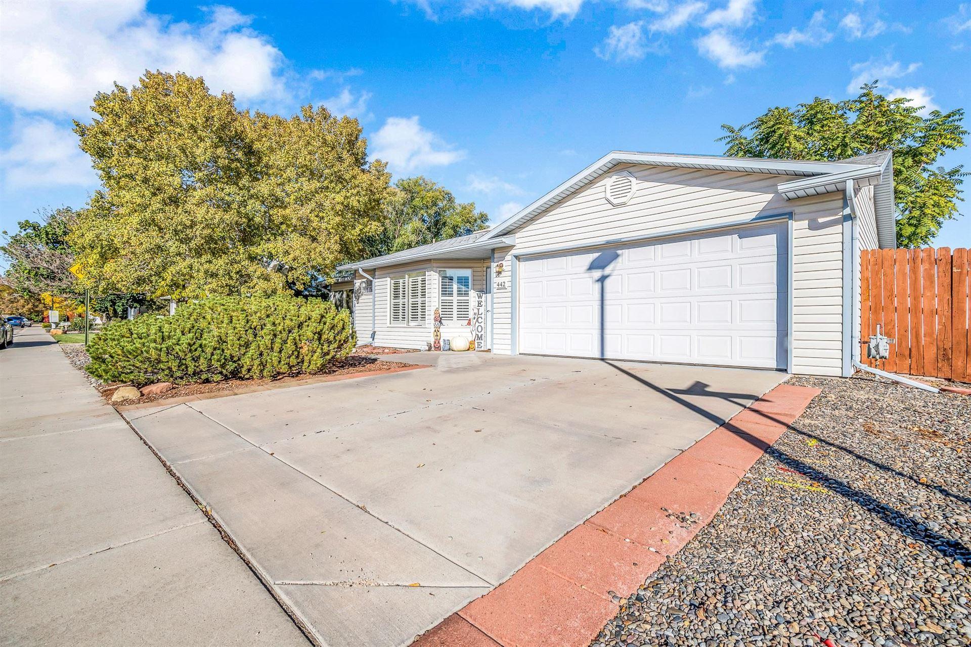 Photo of 442 Mountainside Lane, Grand Junction, CO 81504 (MLS # 20215702)